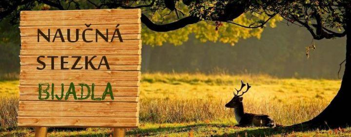 Troubení nalesní rohy - Naučná stezka Bijadla